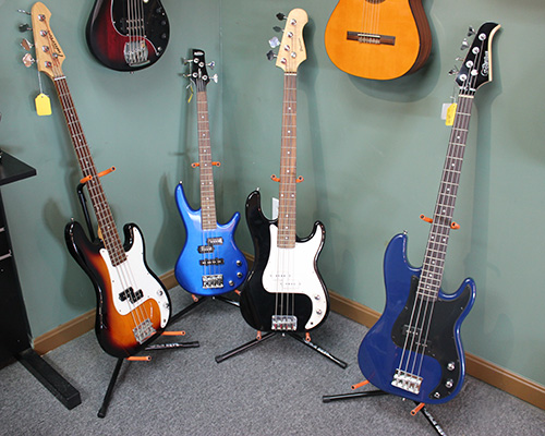 Music Instruments - Bass